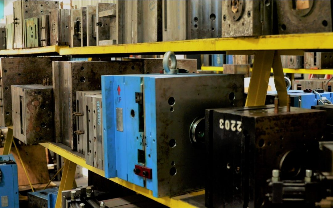 3 Tips for Plastic Injection Mold Storage